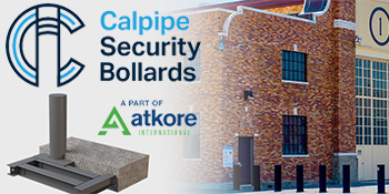 Banner - Calpipe Security Bollards