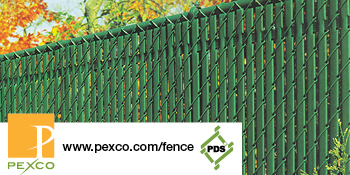 Banner - Pexco PDS Fence