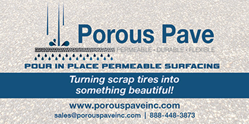 Banner - Porous Pave