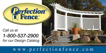 Banner - Perfection Fence