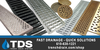 Banner - Trench Drain Systems