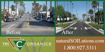 Banner - Natural Sustainable SOILutions by Tri-C Organics
