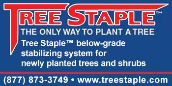 Banner - Tree Staple, Inc.