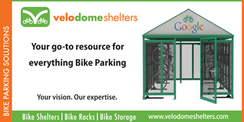 Banner - Velodome Shelters