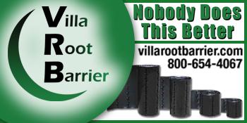 Banner - Villa Root Barriers