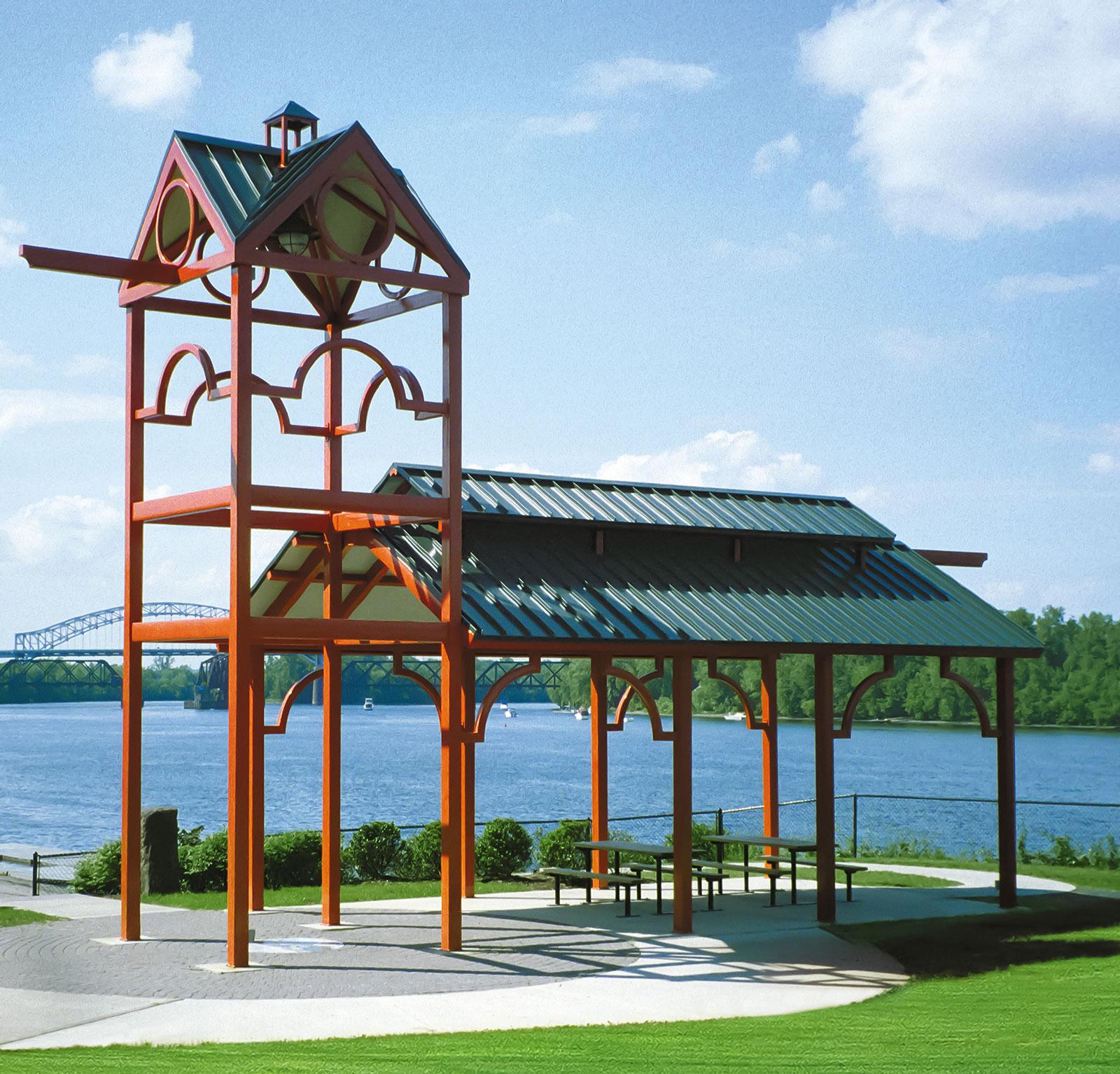 Classic Recreation Systems Inc Custom Orlando Model Landscape Architect
