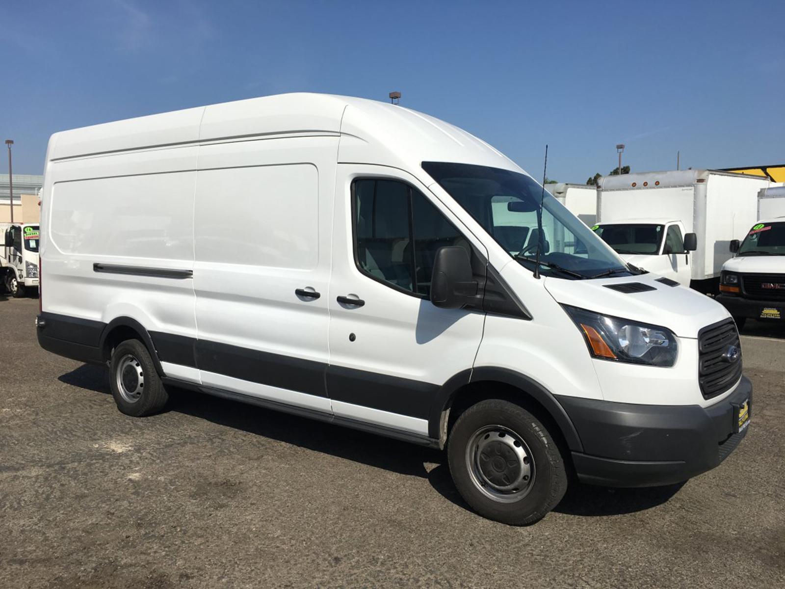FAM Vans 10 Ford Transit-10 Extended High Roof Cargo Van